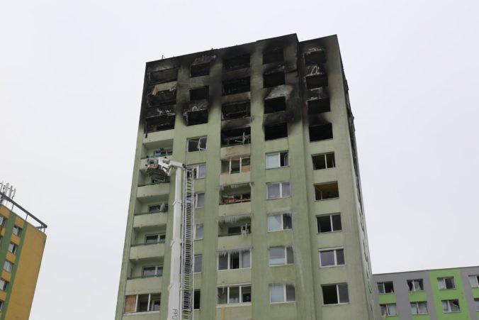 Zničená bytovka v Prešove sa môže kedykoľvek zrútiť. Krízový štáb zvažuje, ako postupovať