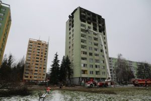 Statici už vypracovali prvý posudok na bytovku v Prešove, ktorú zničil výbuch plynu a požiar