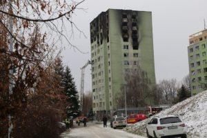 V prípade výbuchu plynu v Prešove obvinili tri osoby, vyšetrovateľ žiada väzbu