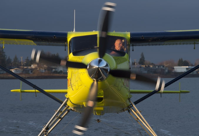 Prvé elektronické lietadlo určené na komerčné lety absolvovalo testovací let v Kanade