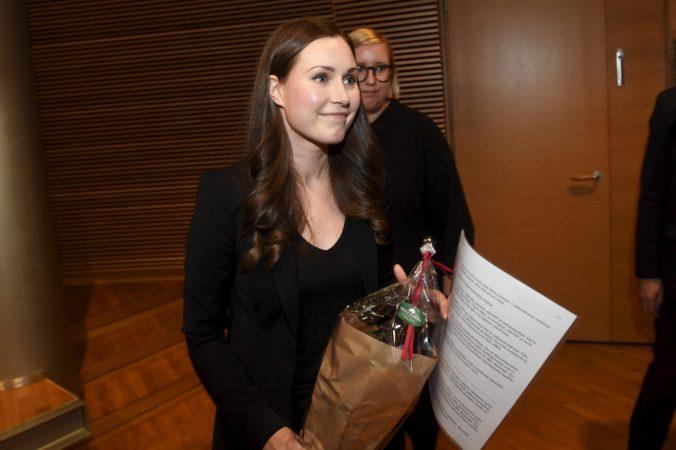Sanna Marin sa ujme funkcie premiérky Fínska a bude najmladšou šéfkou vlády na svete