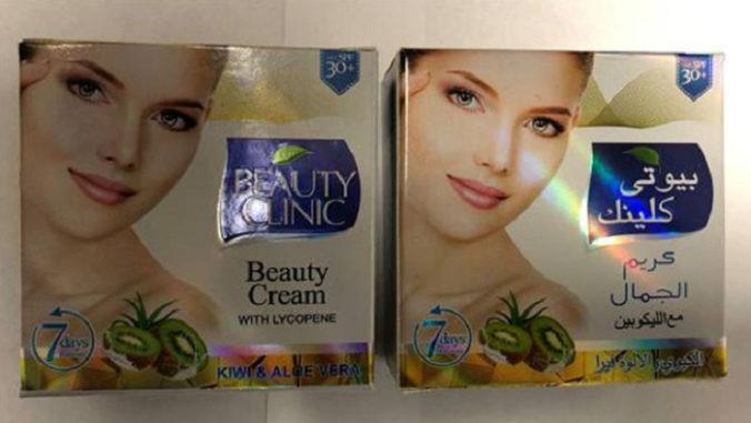 Hygienici upozorňujú na nebezpečné kozmetické výrobky, obsahujú olovo aj ortuť (foto)