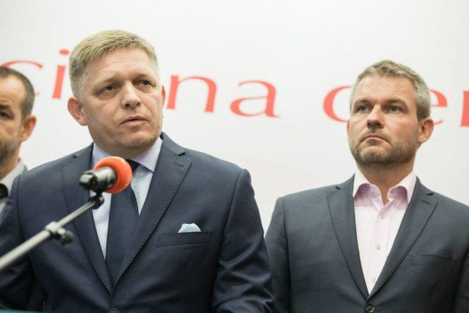 Smer-SD nerieši zmenu predsedu strany, Pellegrini sa vyjadril aj k zdravotným problémom Fica