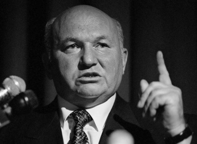 Zomrel dlhoročný primátor Moskvy Jurij Lužkov, bol jedným zo zakladateľov strany Jednotné Rusko