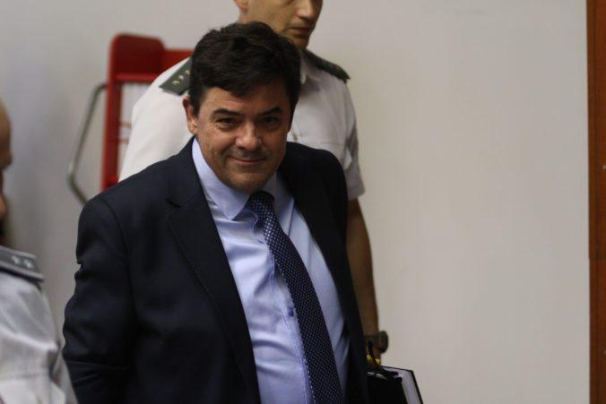 Prokurátorovi Palovičovi, známemu pre komunikáciu s Kočnerom, pozastavili výkon funkcie