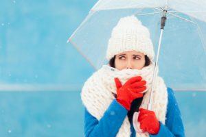 Počasie na dnes: Pozor na poľadovicu, sobota bude na Slovensku mrazivá a daždivá