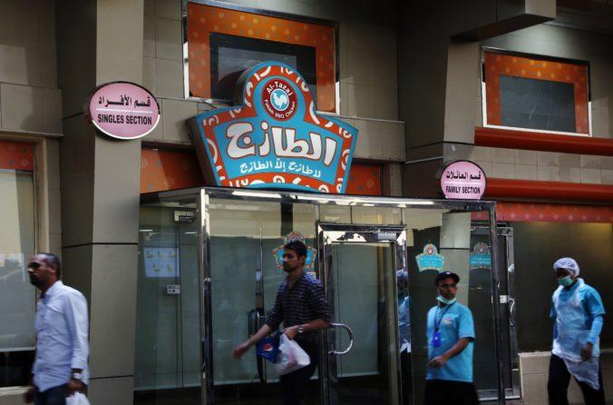 Reštaurácie v Saudskej Arábii už nemusia mať oddelené vchody pre mužov a ženy
