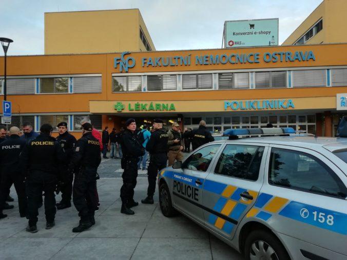 Po streľbe v ostravskej nemocnici je šesť mŕtvych, útočník spáchal samovraždu