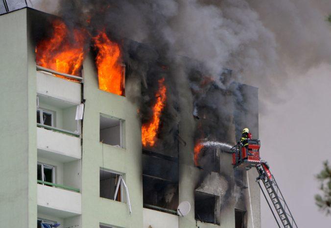 Prešovský bytový dom bol pred výbuchom plynu rekonštruovaný, hasiči s úpravami nesúhlasili