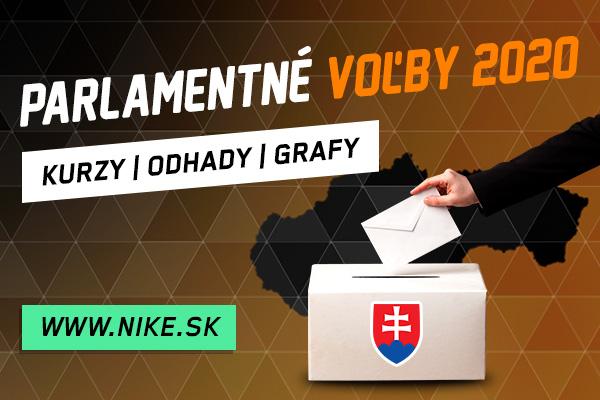 Slováci čoraz viac preferujú tipovanie volieb
