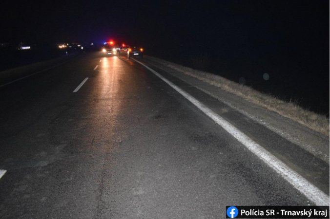 Maduničan ležal v strede cesty a zomrel, zrejme ho zachytil mladý šofér Opla