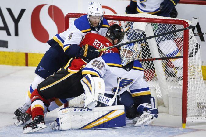 V NHL vyhrávali hostia, Eichel si zlepšil osobný rekord a brankár Ullmark sa zranil (video)