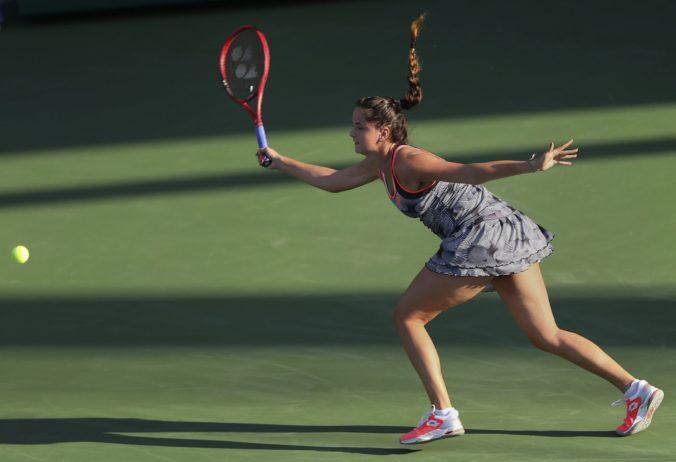 """Kužmová skončila na Australian Open aj v debli, so Sasnovičovou podľahli dvojkám """"pavúka"""""""