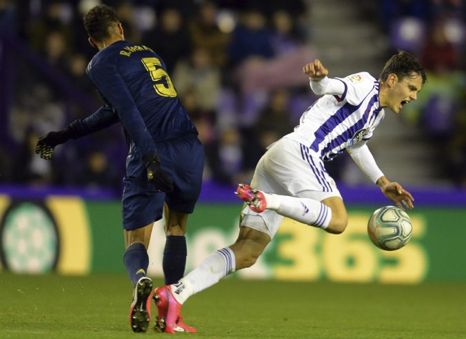 Real Madrid triumfoval vo Valladolide, Atlético doma nestrelilo gól (video)