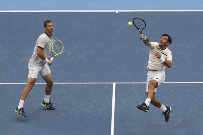 Polášek s Dodigom postúpili do semifinále štvorhry na Australian Open