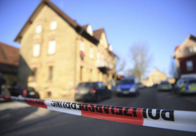Strelec z nemeckého mesta Rot am See si počká na obžalobu vo väzbe, rozhodol súd