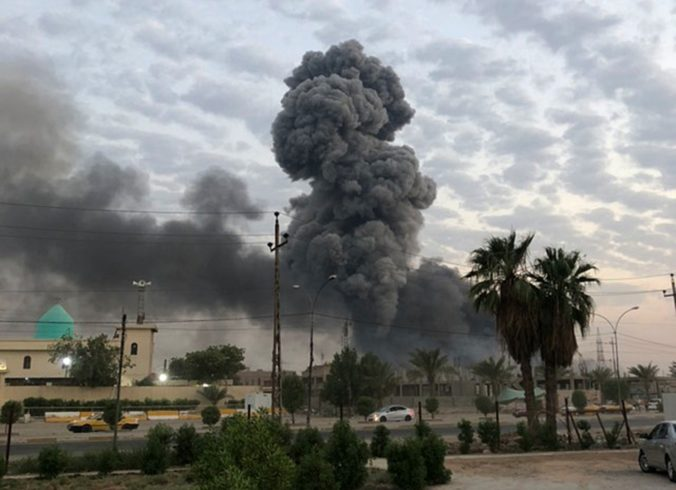 Na severe Sýrie došlo k náletom, zahynula pri ňom aj jedna celá rodina