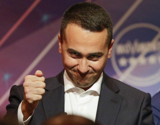 Taliansky minister zahraničných vecí odstúpil z postu šéfa koaličného Hnutia piatich hviezd