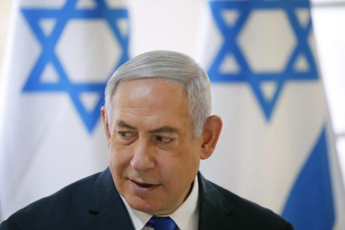 Netanjahu pristúpil v kauze údajnej korupcie k vážnemu kroku, stiahol žiadosť o imunitu