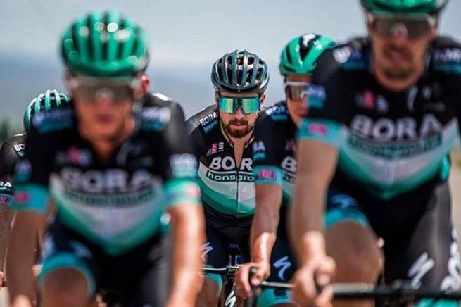 Peter Sagan na Vuelta a San Juan špurtoval o víťazstvo, záver prvej etapy ovplyvnil pád (video)