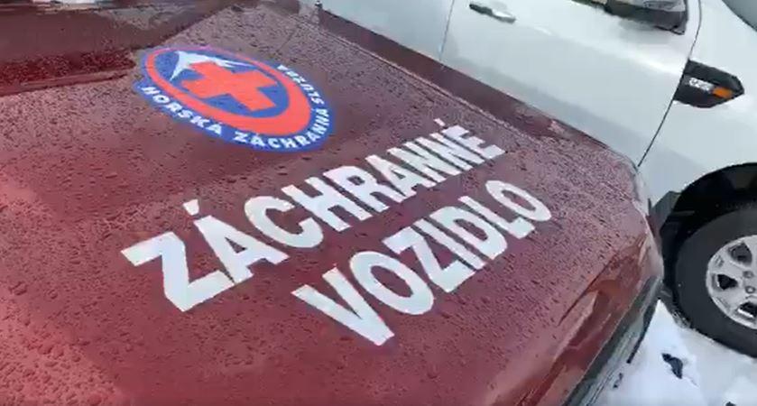 Policajné hliadky v Tatrách v spolupráci s Horskou službou