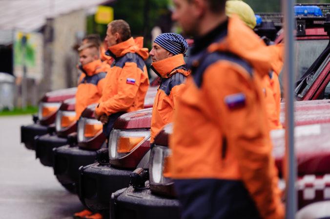 Horskí záchranári zasahovali v Žiarskej doline, pomohli zranenej skialpinistke