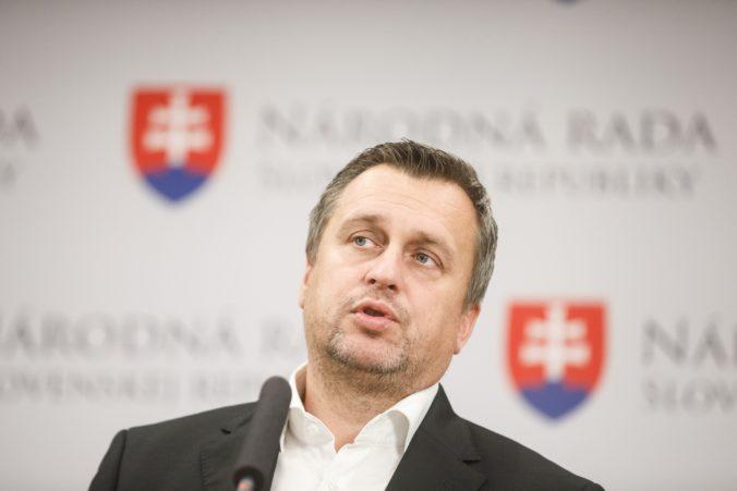 Andrej Danko vyzval Slovákov voliť, odporučil počúvať hlas srdca a svedomia
