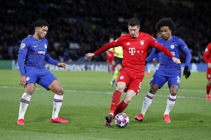 Bayern Mníchov proti Chelsea utrpel veľkú stratu, Lewandowski bude pre zlomeninu pauzovať