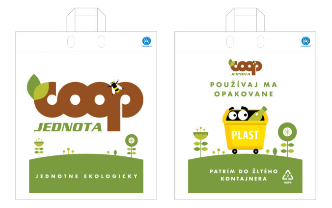"""COOP Jednota zavádza environmentálny strategický program """"Jednotne ekologicky"""" na podporu udržateľnosti a ochrany životného prostredia"""