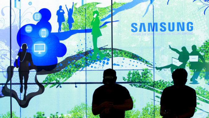 Samsungu unikli osobné dáta britských zákazníkov