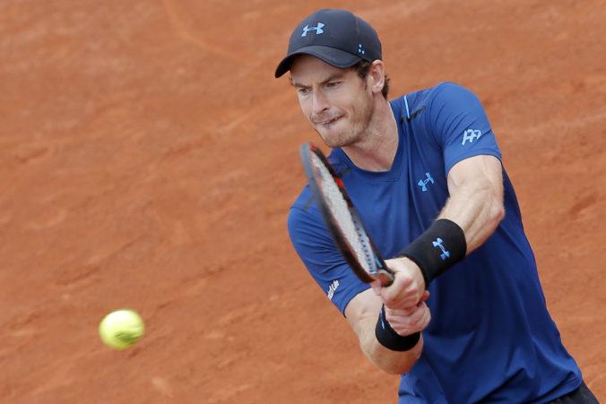 Andy Murray chce hrať opäť na grandslamoch, nevylúčil však ďalšiu operáciu