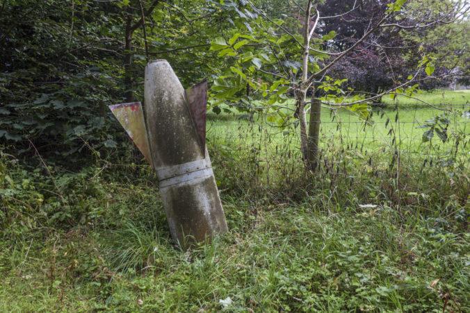 V Miloviciach našli leteckú bombu z druhej svetovej vojny, desiatky obyvateľov museli evakuovať