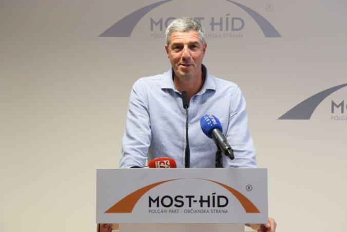 Bugár poslal odkaz SMK, po úspešných voľbách chce vytvoriť maďarskú platformu