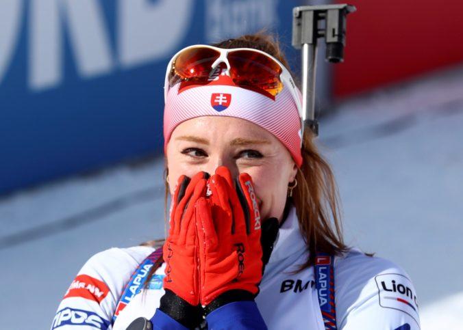 Ivona Fialková príjemne prekvapila a Martin Otčenáš šokoval celý biatlonový svet, tvrdí prezident SZB