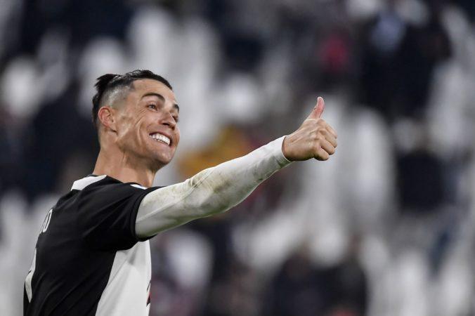 Cristiano Ronaldo dosiahol významný míľnik, odohral jubilejný tisíci zápas v kariére