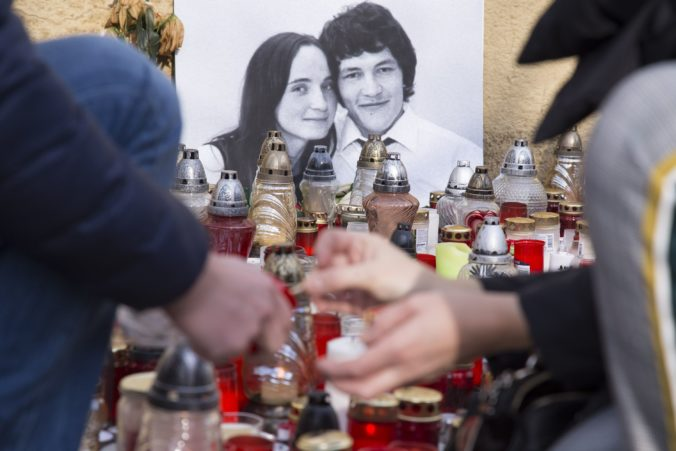 Slovensko sa v roku 2018 dozvedelo o vražde novinára Kuciaka a jeho snúbenice