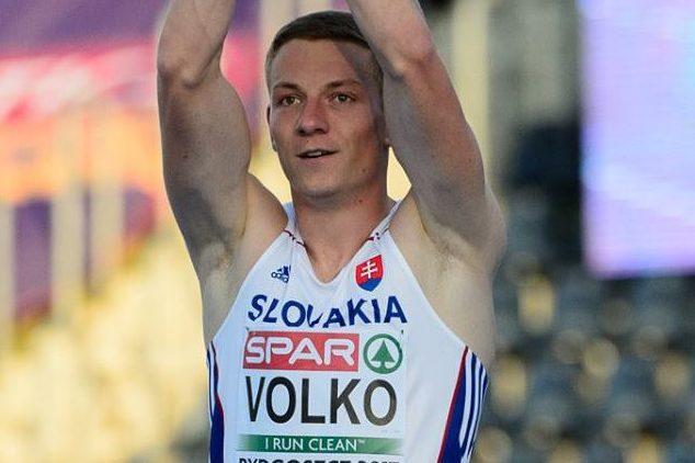 Skvelý Ján Volko získal štvrtý domáci halový titul na 60 m, prispel aj k zlatu svojho klubu v štafete