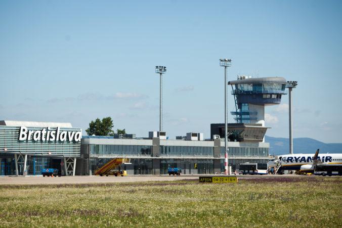 Na slovenských letiskách prebieha v súvislosti s koronavírusom zdravotná kontrola pasažierov