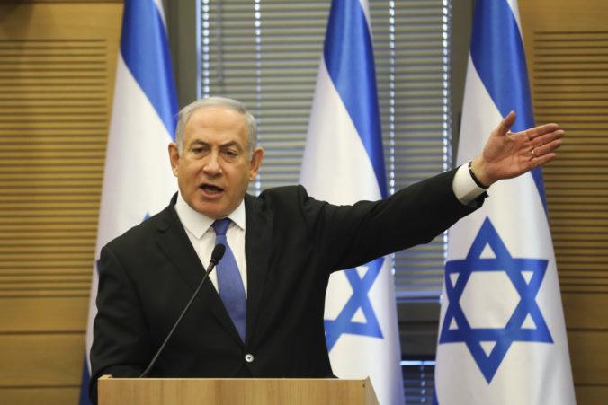 Izraelský premiér Netanjahu oznámil výstavbu nových domov na Západnom brehu Jordánu