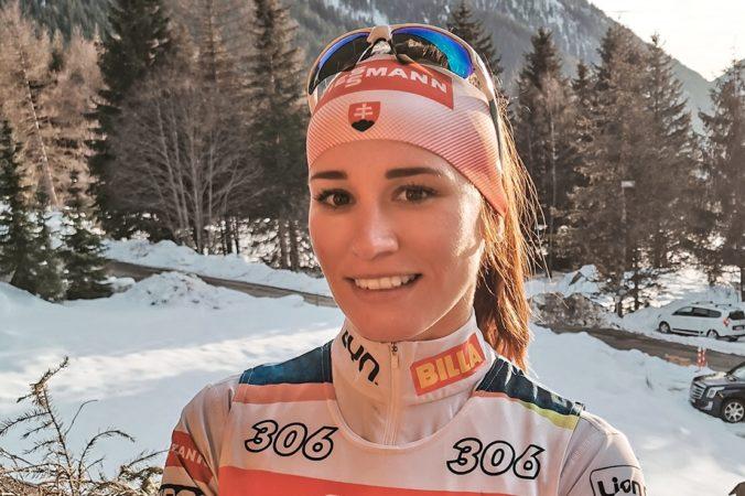 Do BILLA športovej rodiny pribudla biatlonistka Paulína Fialková