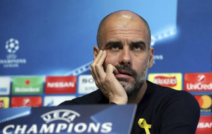 Manchester City sa odvolal voči tvrdému trestu od UEFA, rozhodne športový arbitrážny súd