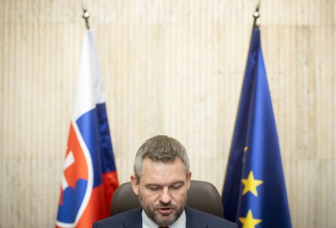 Pellegrini ocenil policajtov a prokurátorov, ktorí vyšetrovali vraždu Kuciaka a Kušnírovej
