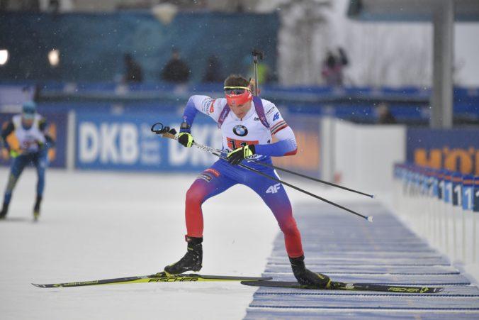 Bočarnikov a Pavlovová ovládli superšprint na ME v biatlone, zo Slovákov najlepšie skončil Šima