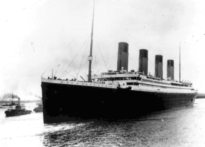 Americká firma požaduje vstup do vraku Titanicu, chce zachrániť Marconiho telegraf