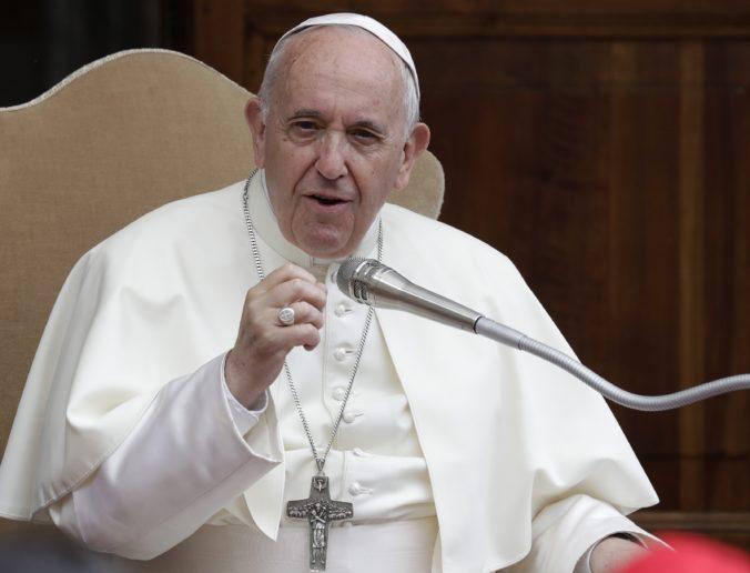 Pápež František: Konflikt medzi Izraelčanmi a Palestínčami nie je vyriešený a hrozia nespravodlivé riešenia
