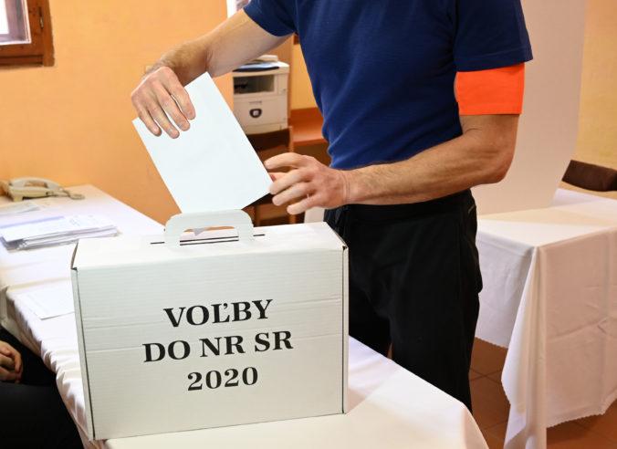 V prešovskej väznici sa záujem o parlamentné voľby zdvojnásobil, Dominik volil spoza mreží prvýkrát