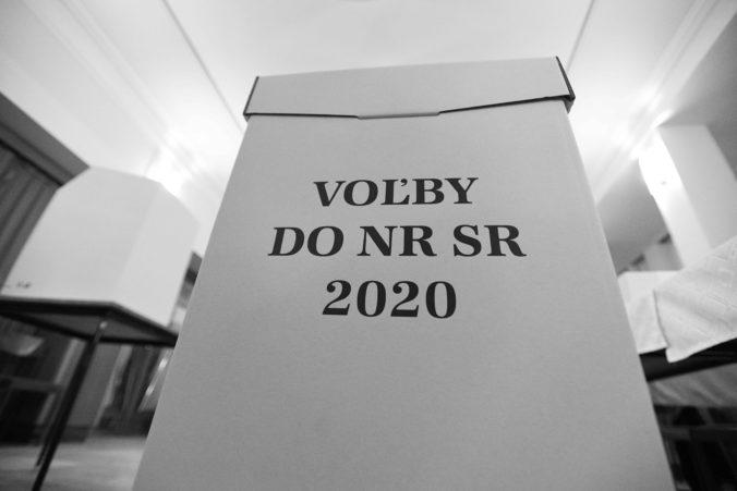 V Banskej Bystrici zomrel volič priamo vo volebnej miestnosti