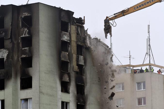 Mimoriadna situácia na území mesta Prešov po výbuchu plynu v bytovke je odvolaná