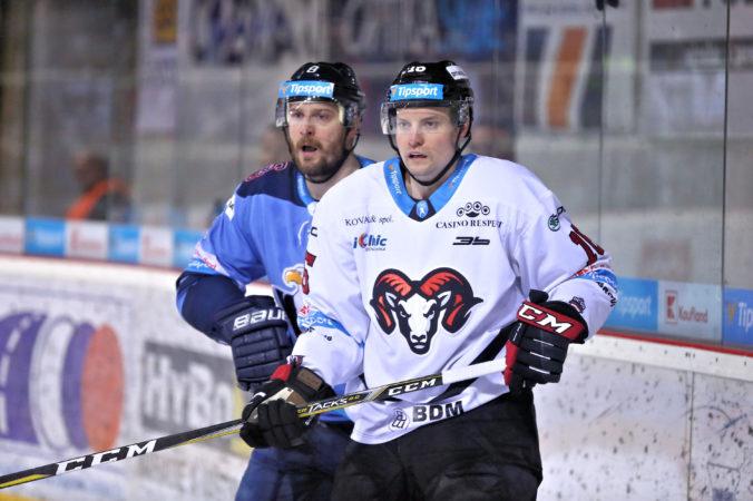 """""""Barani"""" vyhrali šláger Tipsport ligy so Slovanom, Košice zvíťazili na ľade Zvolena"""