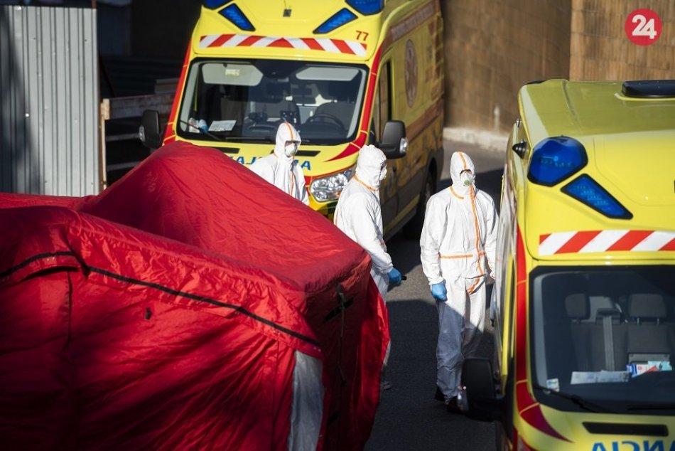 Mimoriadna situácia na východe Slovenska! Nakazilo sa viacero zdravotníkov
